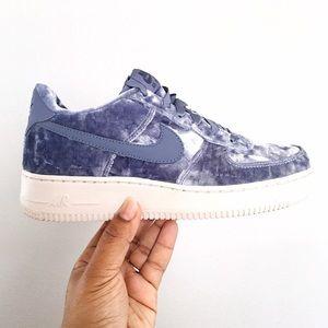 Nike Air Force 1 LV8 Dark Sky Blue Women Size 7.5